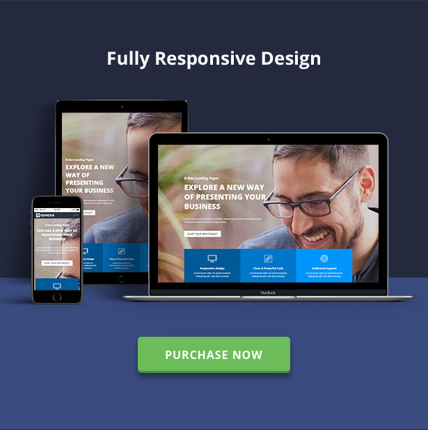RGen | HTML Landing Pages with Builder - 29