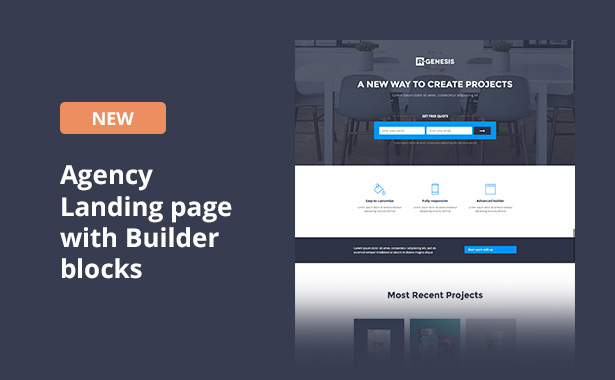 RGen | HTML Landing Pages with Builder - 17