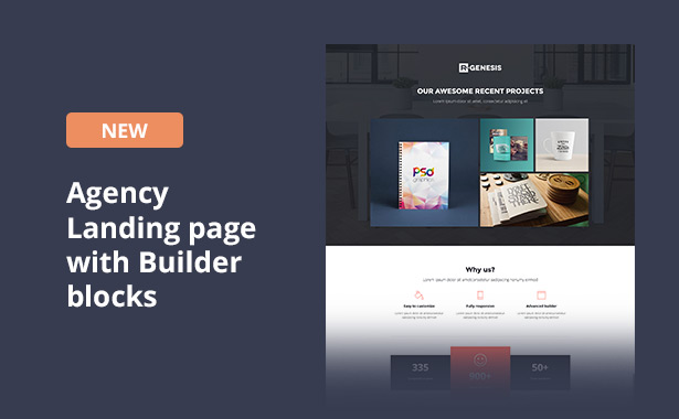RGen | HTML Landing Pages with Builder - 16