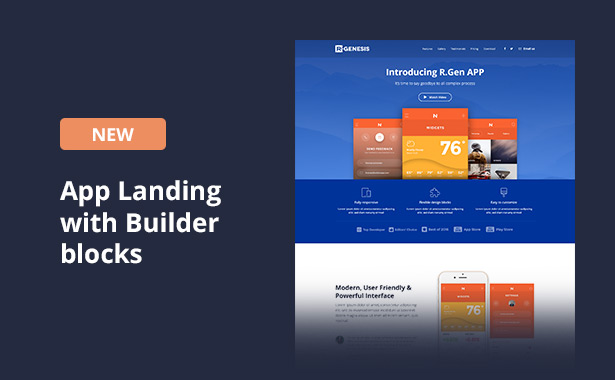 RGen | HTML Landing Pages with Builder - 23
