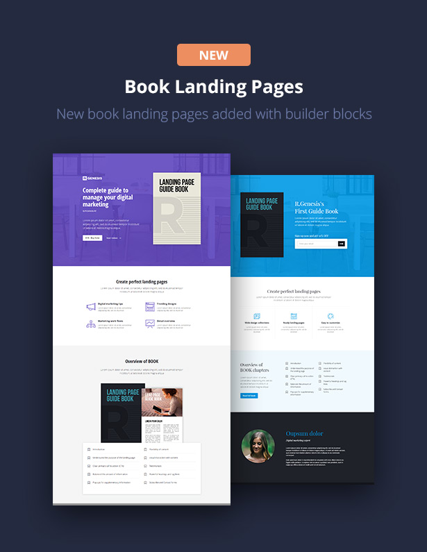 RGen | HTML Landing Pages with Builder - 22