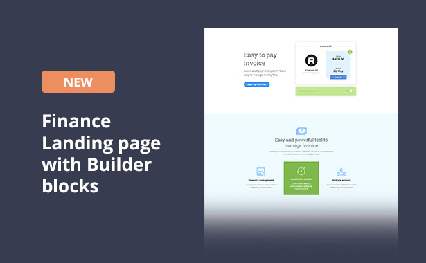 RGen | HTML Landing Pages with Builder - 18