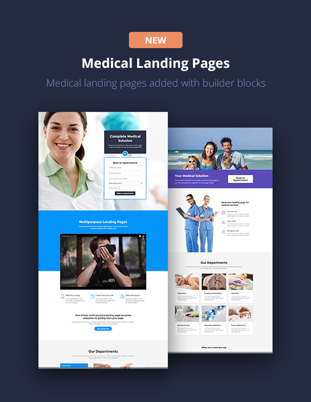 RGen | HTML Landing Pages with Builder - 20